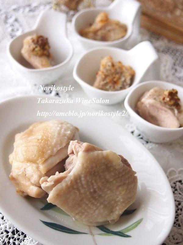 作り置きおつまみ】鶏もも肉の白ワイン煮 by 紀子 | レシピサイト ...