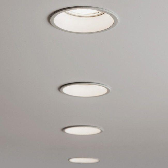 Minima Round Fixed LED 2700K inbouwspot