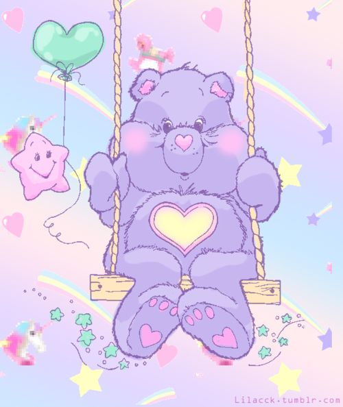Care Bears Wallpaper: 11 Best Images About CARE BEARS On Pinterest