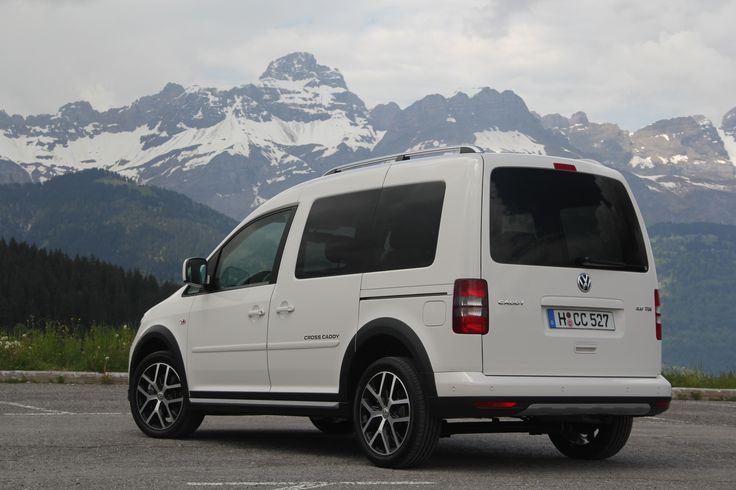 Volkswagen Cross Caddy specs