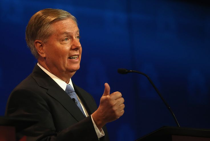 The Internet time machine never forgets. As Graham bellyaches on his Twitter feed about Democrats and Gorsuch, someone once said it's 60-votes for SCOTUS nominee.    Interestingly,that someone wasLindsey Graham.    Graham seems to be indicating he's...