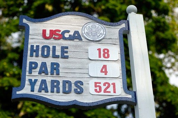 FACTS ABOUT MERION AND EUROPEAN TOUR MEMBERS on the US Open Championship!