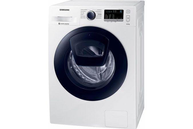 Samsung Waschmaschine WW8EK44205W/EG, A+++, 8 kg, 1400 U/Min