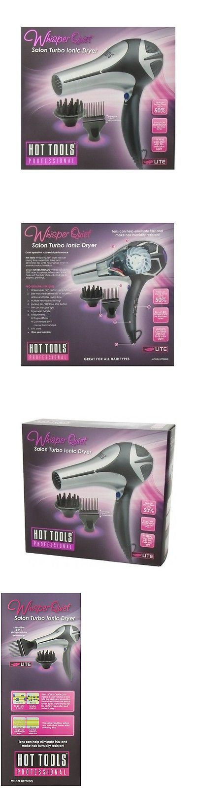 Professional Styling Tools: Salon Professional Hair Blow Dryer Diffuser Hot Tool Titanium Ionic Beauty Style -> BUY IT NOW ONLY: $110.91 on eBay!