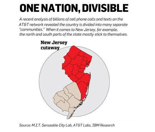 22 Maps Of New Jersey They Never Showed You In School