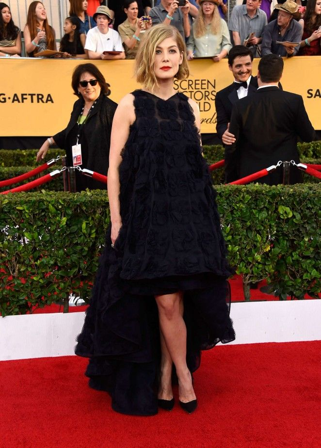 Rosamund Pike - 2015 Screen Actors Guild Awards in LA