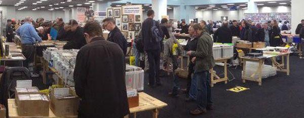 Brum Record Fair 2014