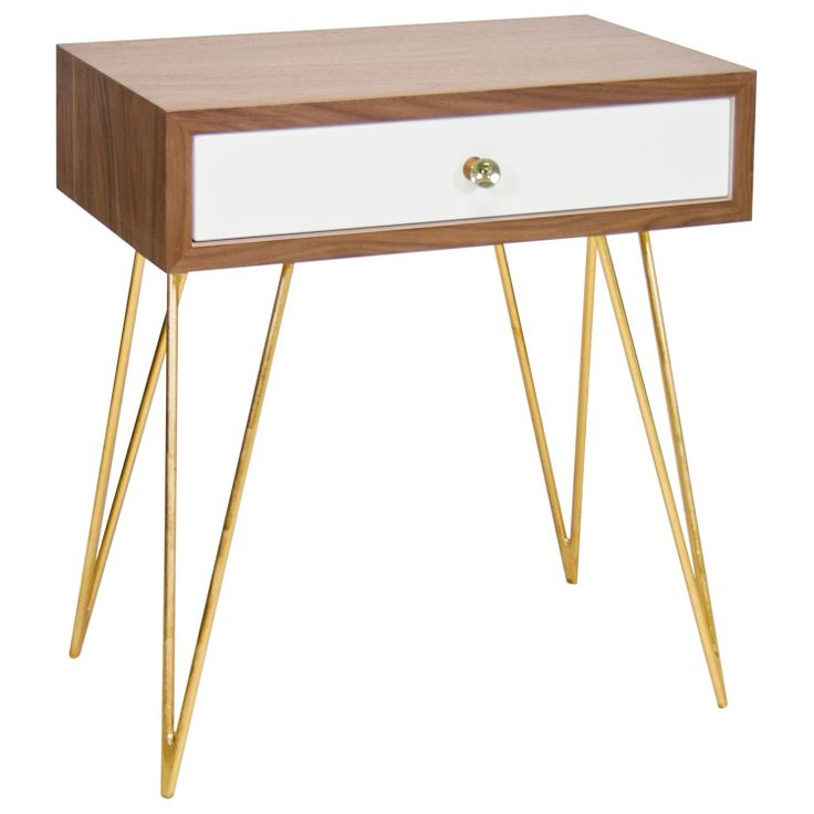 worlds away lathan side table.