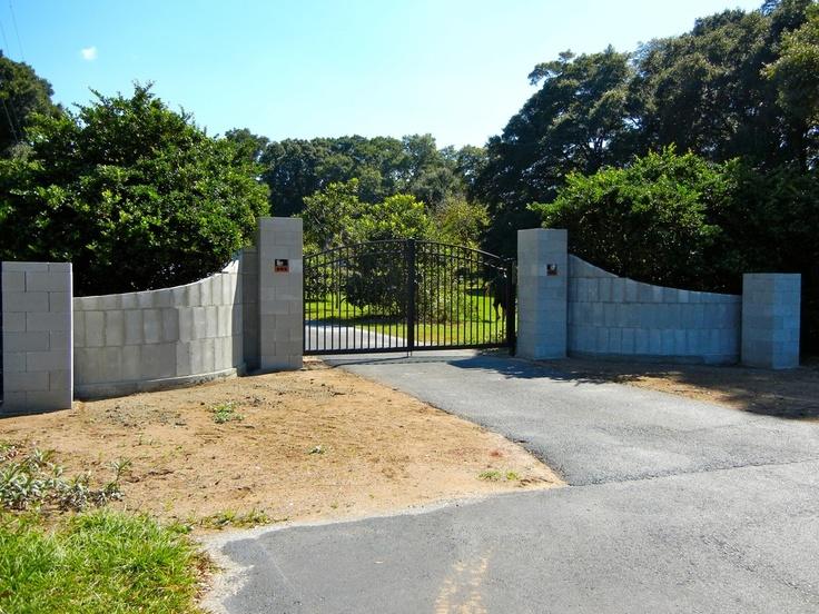 Cattle Gate Ideas Driveway Entrance