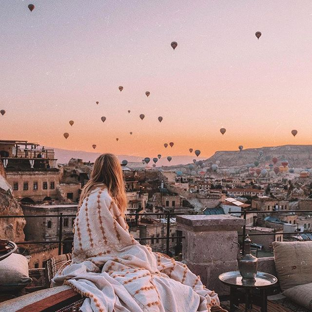Hot Air Balloons | views, travel, sights, adventure, explore, experience seeker