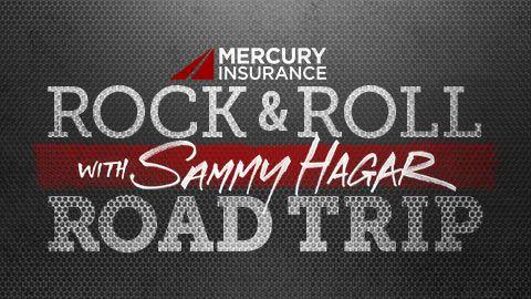 Rock & Roll Road Trip with Sammy Hagar presented by Mercury Insurance | AXS TV