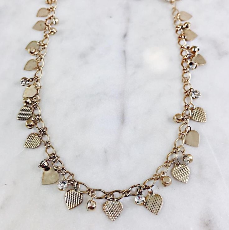 Heart on my mind - Shop The Gold Heart Online @frenchfiasco / #fiascogirls