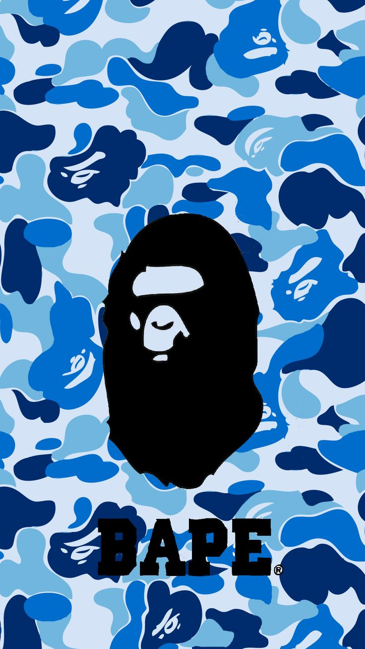 Pin by jonathan burke on bape screensavers bape - Hd supreme iphone wallpaper ...