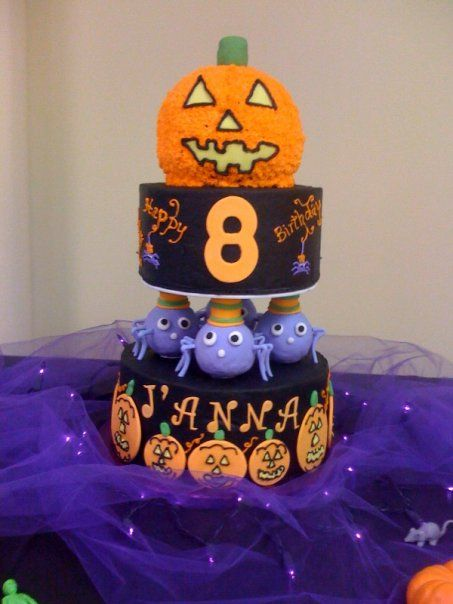 23 Best Images About Cakes For Halloween On Pinterest