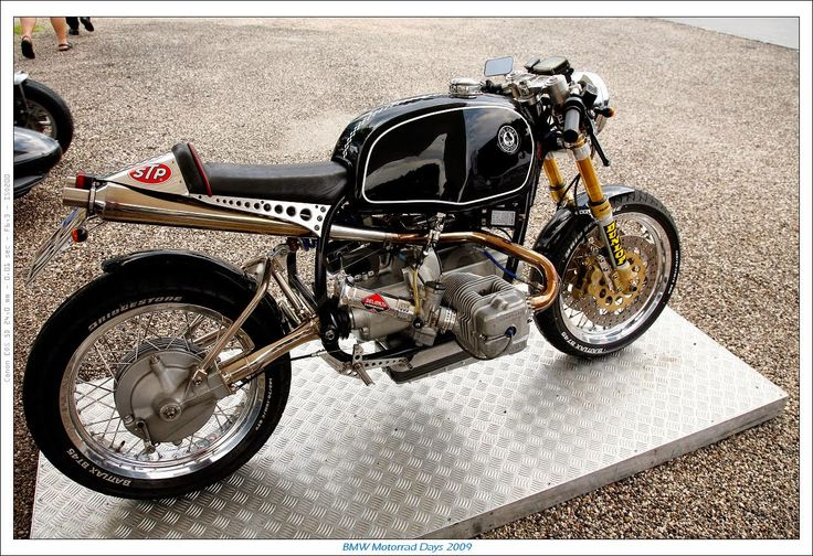 BMW Cafe Racer - Grease n Gasoline