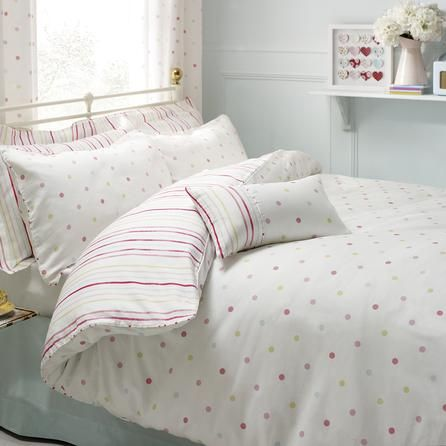rose and ellis cotes collection duvet cover set dunelm. Black Bedroom Furniture Sets. Home Design Ideas
