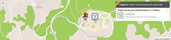 Foursquare cambia Google Maps por OpenStreetMap en su web: http://ow.ly/9nKnN