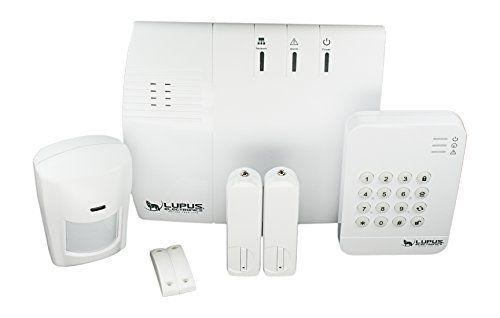 Lupus Electronics LUPUSEC XT1 SmartHome Funk Alarmanlage Starter Pack