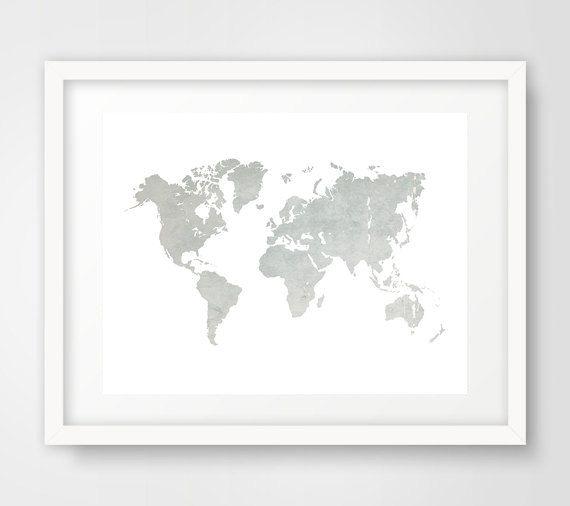 Mejores 68 imgenes de ikonolexi world maps en pinterest world map print printable map travel map grey world map world map gumiabroncs Gallery