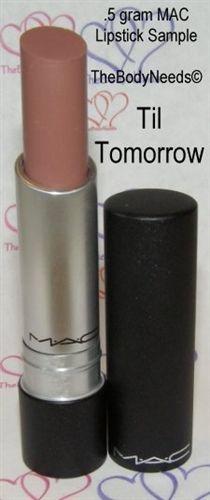 Til Tomorrow - Greyed Mauvey Brown (Pro Longwear Lipcreme)