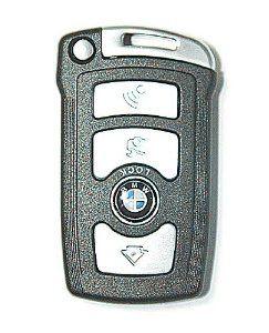 BMW Emblem 7 Series Uncut Blade Smart Key Keyless Entry