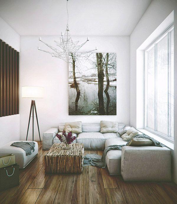 Simple Corner on Behance : Peaceful cozy space