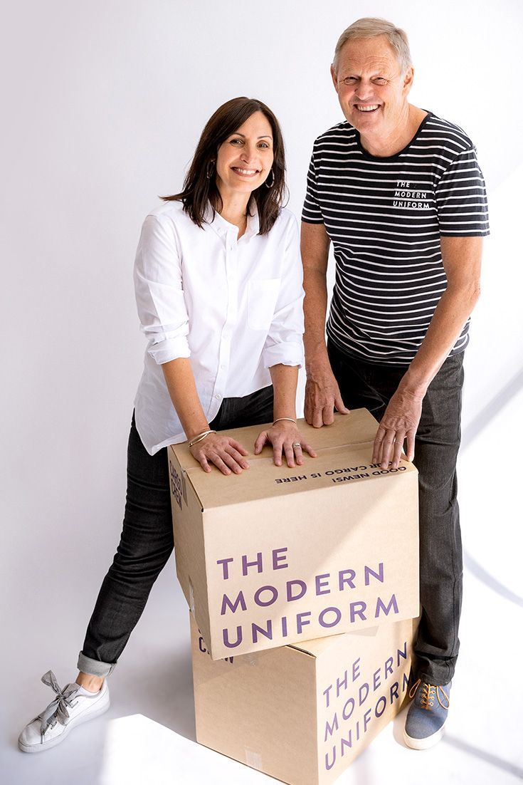Lisa And Wayne Here Work In The Cargo Crew Showroom And Warehouse In Melbourne Australia And Are Two Of The Happy Helpful Face Cargo Uniform Design We Fashion