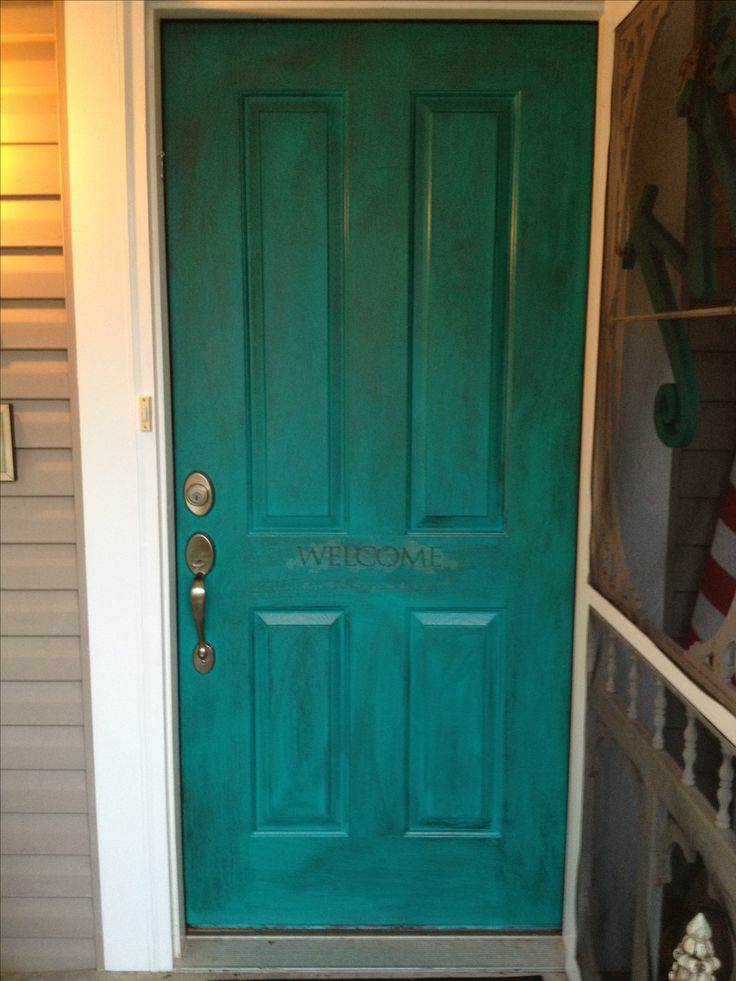 My Front Door Painted With Sherwin Williams Nifty