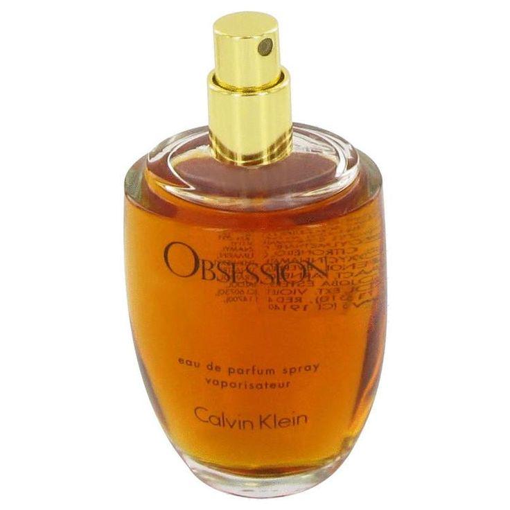 Obsession Eau De Parfum Spray (Tester) By Calvin Klein