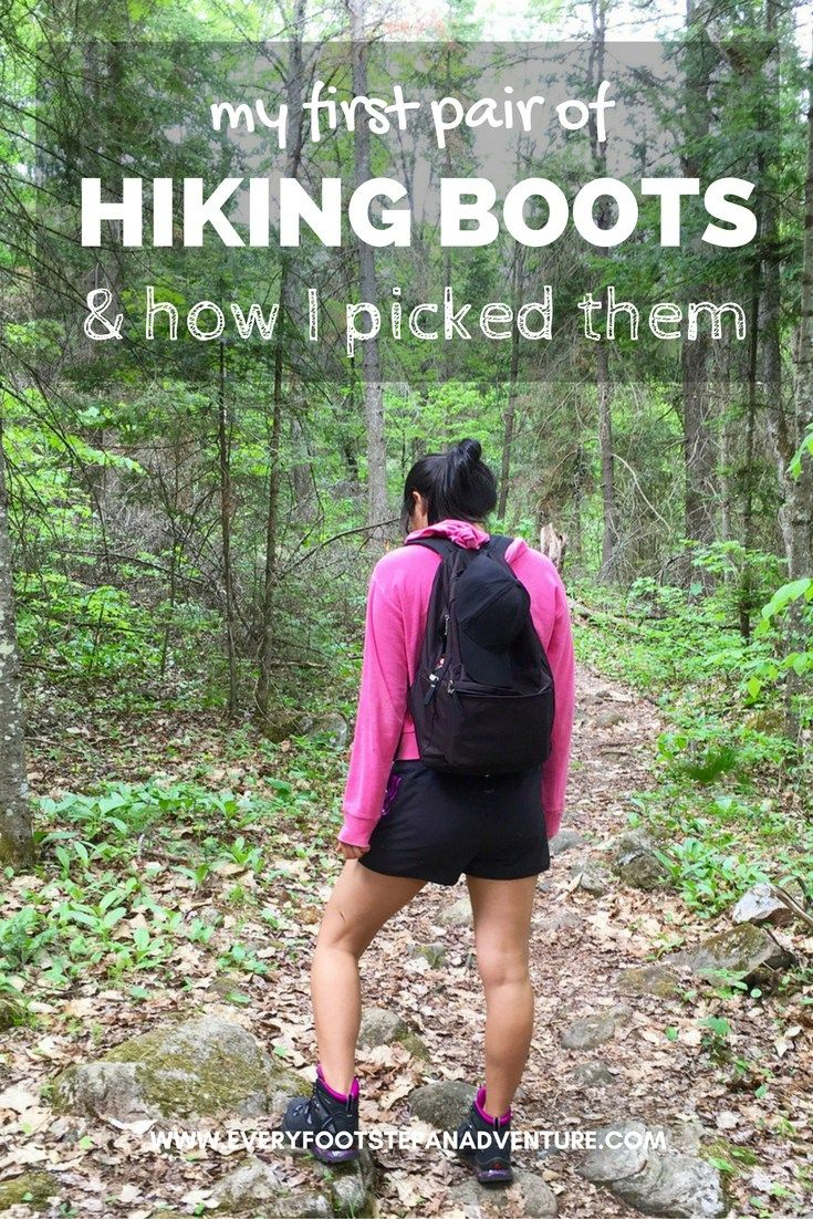 Wondering how to pick your first pair of hiking boots? These ones have been amazing for my ankles and have done wonders for my general enjoyment of longer hikes. Ideal for day hikes and light overnight jaunts, check out my thoughts on them in the full review on my blog!