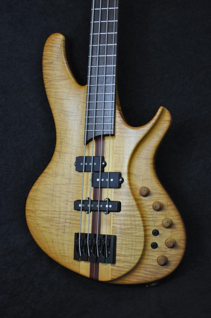Little Guitar Works Torzal Standard Bass