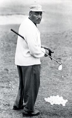 Charlie Sifford is a legendary golfer who helped to desegregate golf. He is a…