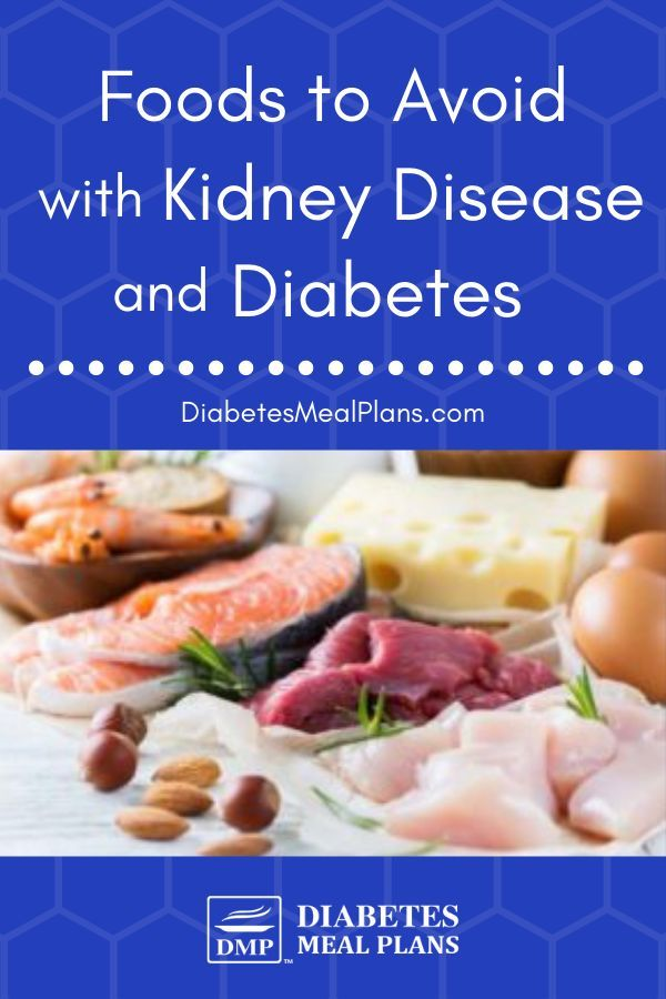 renal diet foods for diabetics