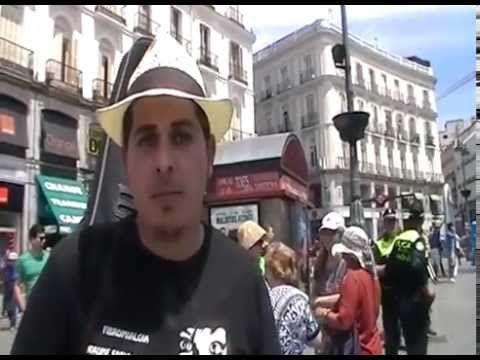 Artistas Callejeros - Pedro de Mingo