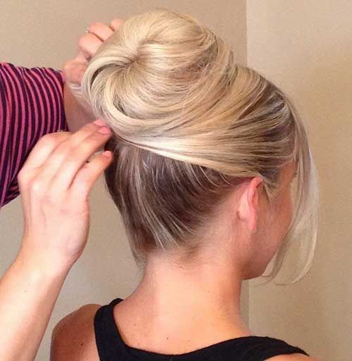 hairstyle updo 2015 - Google Search