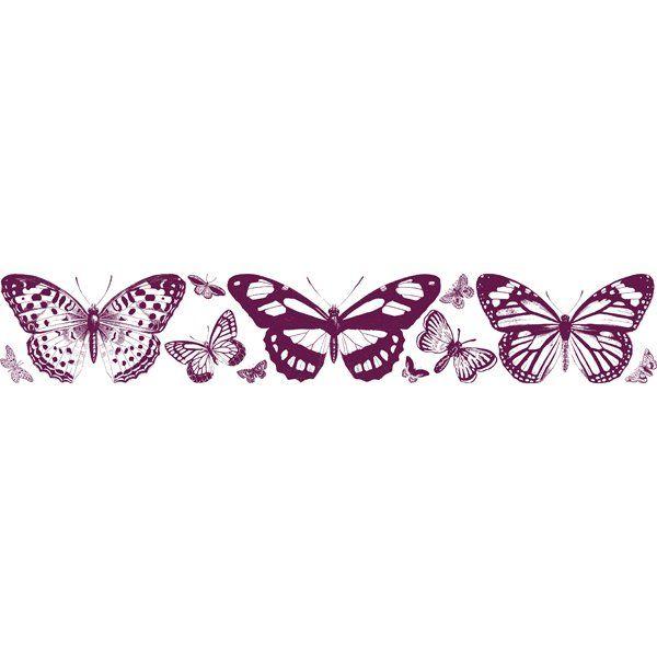 Aladine Stampo Maxi Vlinders bestaat uit één stempel. Afmeting 30 cm bij 5 cm. Groot formaat stempels gemaakt van stevig schuimrubber waardoor je een mooie en egale stempelafdruk kunt maken.