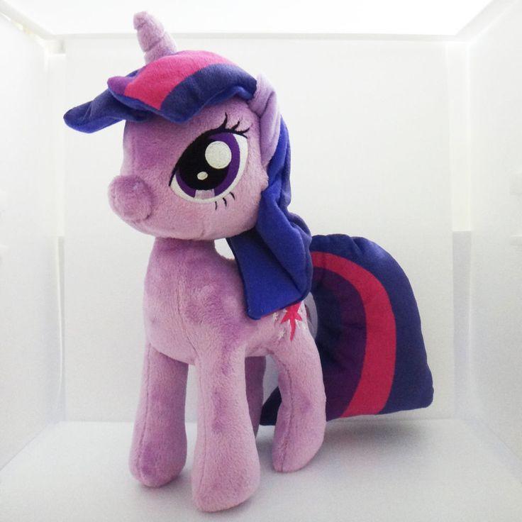New Nici My Little Pony Twilight Sparkle 11.8in 30cm Plush Doll 3+ Girls #Nici