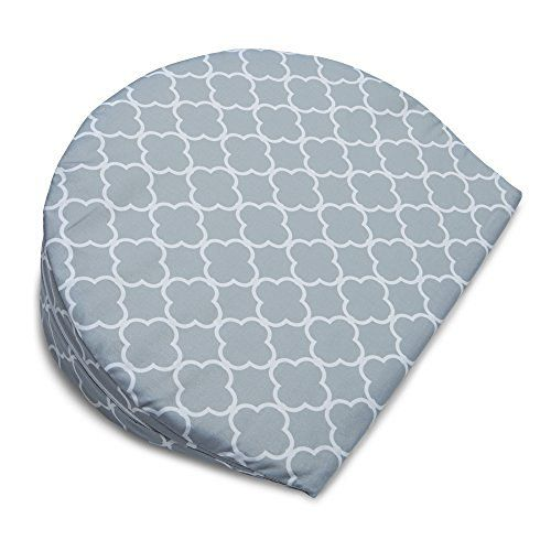 Boppy Pregnancy Wedge, Petite Trellis Grey