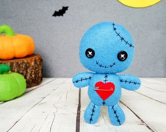 Halloween adornos Halloween lindo adorno fieltro por MyMagicFelt