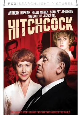 The awesome HITCHCOCK : Anthony Hopkins & Helen Miren doing a great job. Anthony Hopkins can play ANY character sooo well!