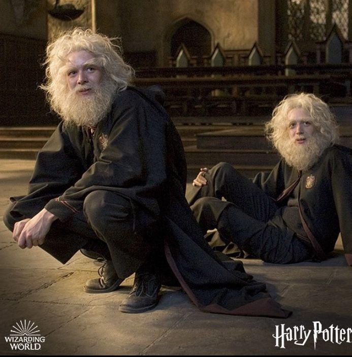 Fred And George Fred And George Weasley George Weasley Harry Potter Actors
