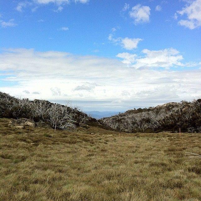 Exploring the breathtakingly beautiful high plains of Mount Buffalo, Australia.