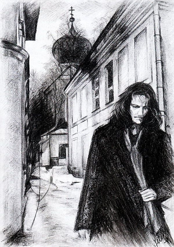 Raskolnikov by Elrin-Tingiliell