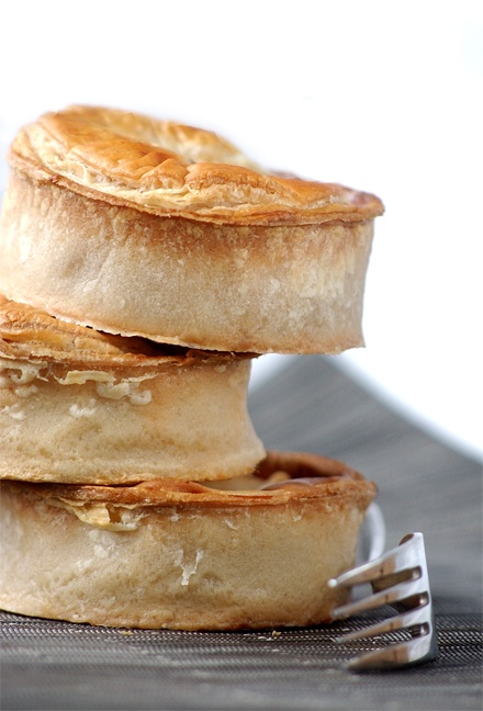 Scottish meat pies - simply the best! Hard to find; place in Boston and Salt Lake City