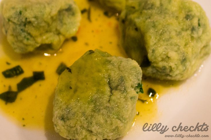 #Malfatti #Spinat #lecker #food