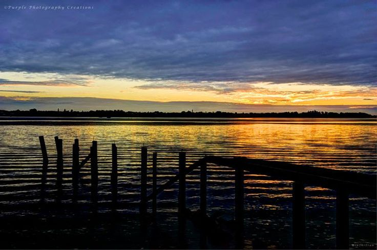 YeuThiTran.  Vestiges of jetty at Cleveland Point, Brisbane, Australia. Image captured by ©Yeu Thi Tran https://www.facebook.com/pages/Purple-Photography-Creations/148743085221883