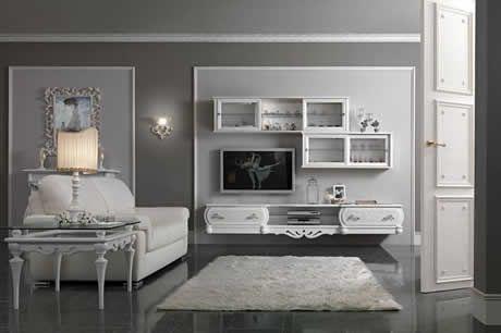 Неоклассика | Итальянские Гостиные - Итальянская мебель. Элитная итальянская мебель в Москве.