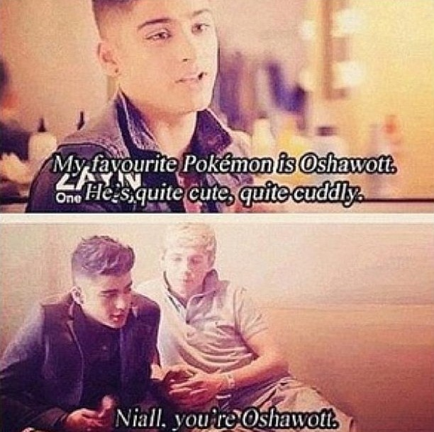 Aww ziall this is to cute