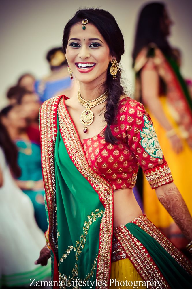 Bhumi and nikhil macon ga indian wedding by zamana for Wedding dresses macon ga