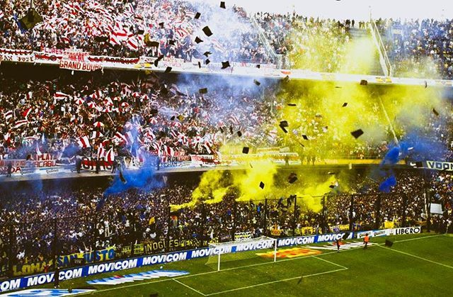 Boca Juniors Fans Club In Madrid About River Vs Boca There Are Some Who Have Literally Offered Us Their Car In Exchange For The Fl Boca Juniors Rivalry River